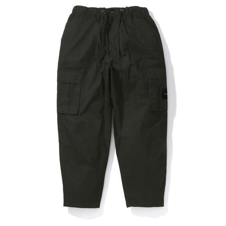 FLATLUX Doom Cargo Eazy Pant (black, coyote brown)