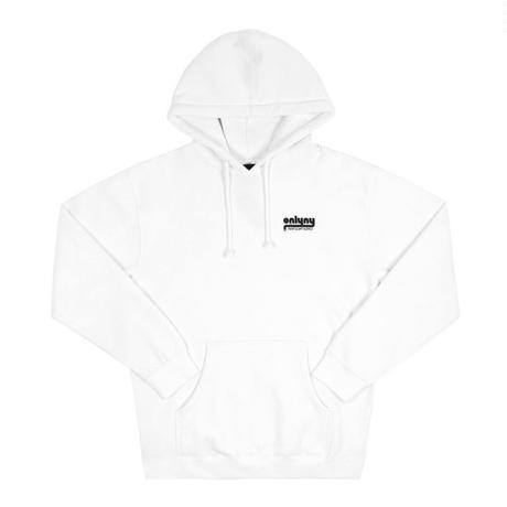 ONLY NY PAINT & SUPPLY HOODIE (WHITE, BLACK)