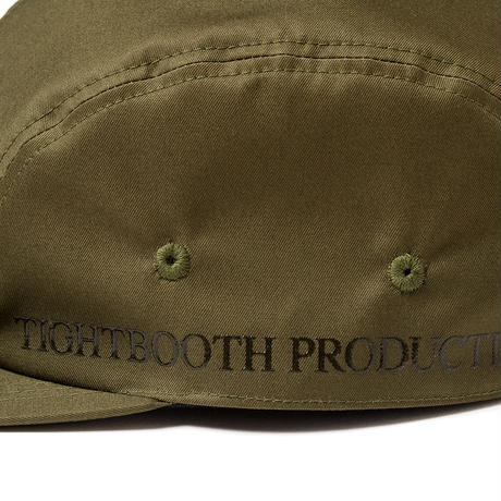 TIGHTBOOTH JELLY LOGO CAP (Olive, Black, White, Wine)