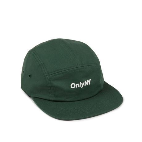 Only NY. Logo 5-Panel Hat (Black, Hunter Green, Orange)