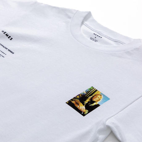 NEMES CL T-SHIRT (WHITE)