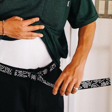 SAYHELLO Daily Work Belt (Black)