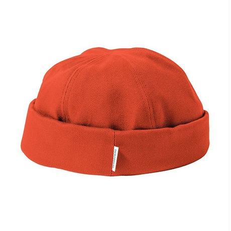 TIGHTBOOTH PRODUCTION COTTON ROLL CAP (Orange, Black, Beige, Charcoal, Blue, Brown)
