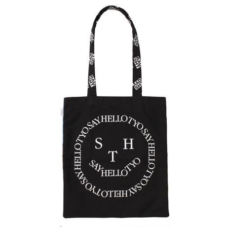SAYHELLO Zero Tote-Bag (Black)
