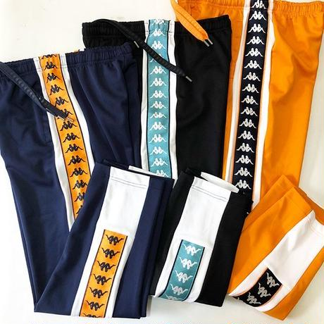 Kappa TRACK PANTS (NAVY, BLACK, ORANGE)