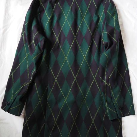 YVES SAINT LAURENT イヴサンローラン グリーン ジャケット ヴィンテージ レデイース ファッション