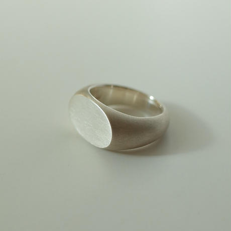 Orb signet ring
