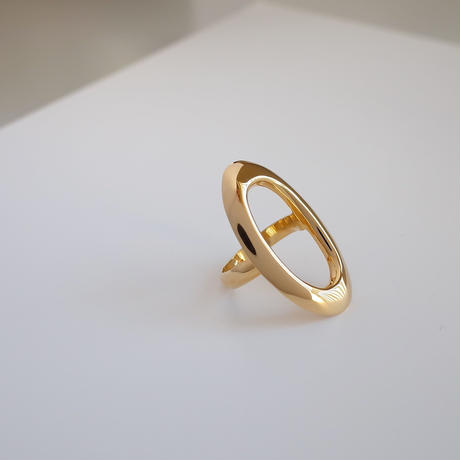 Zoe ring in gold