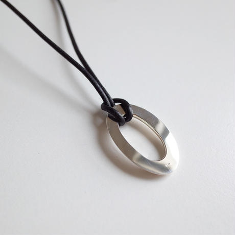 Zoe necklace (silver)