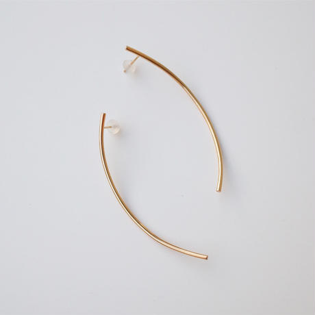 Rae pierce long (gold)