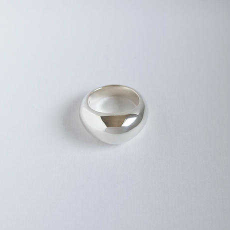 Orb ring (silver)