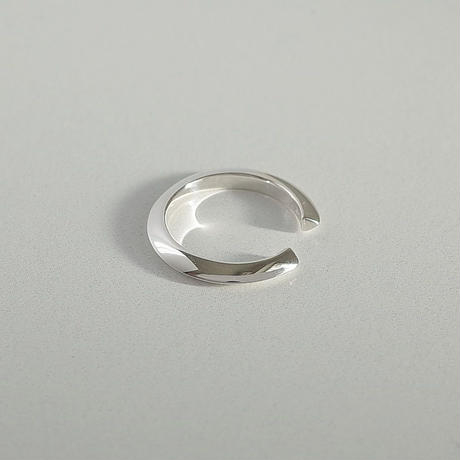 Theo cuff small (silver)