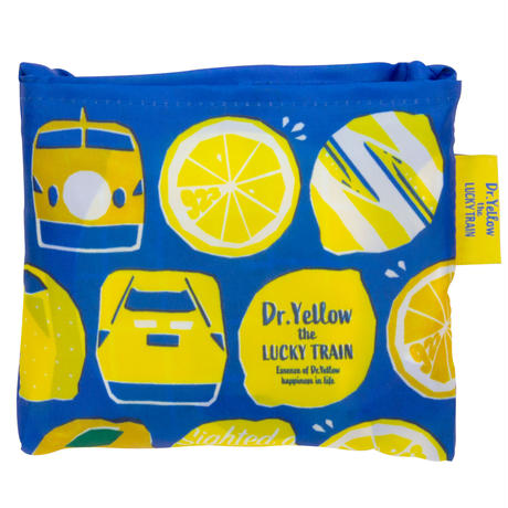 Dr.Yellow the LUCKY TRAIN ショッピングバッグ