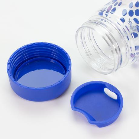 umi-mikke スリムクリアボトル クラゲ