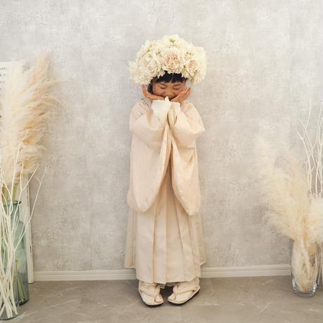 【レンタル】ヘッドドレス(ホワイトダリア)