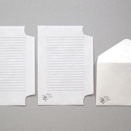 白やぎレター