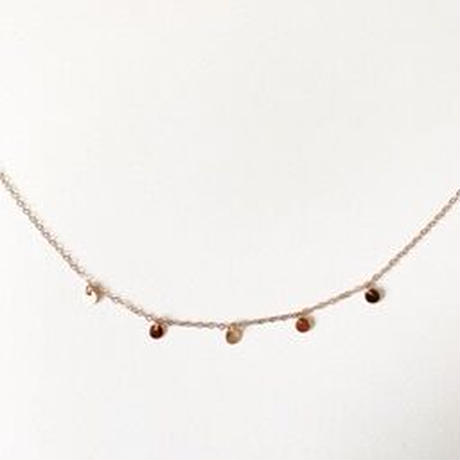 MONICA  Necklace (Rose gold filled)