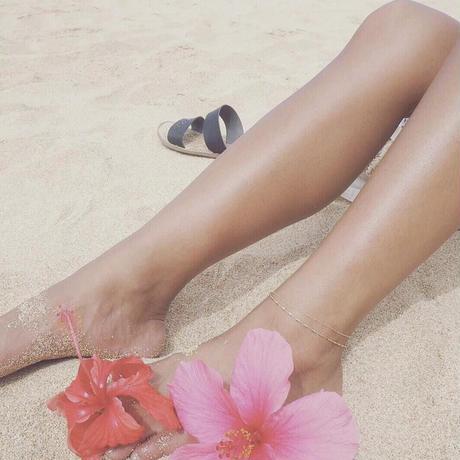 KELLY Anklet