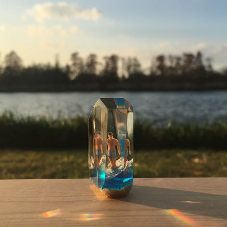 CrystalCube XS size noserider2