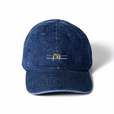 "DENIM CAP""M""(NVY)"