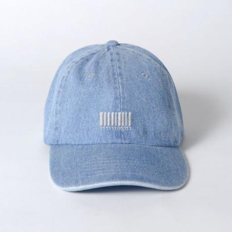 "DENIM CAP""Binary Number""(SAX)"