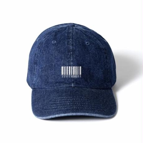 "DENIM CAP""Binary Number""(NVY)"