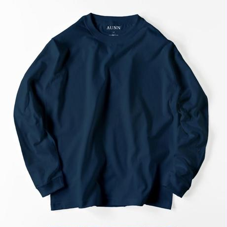 supWAY  Logo L/S Tee(NVY)