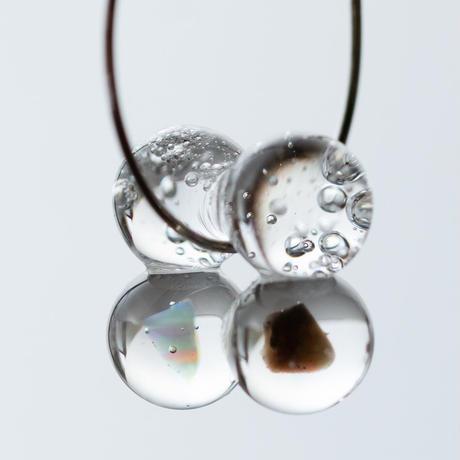 verre bijoux pierce  / 21-p76