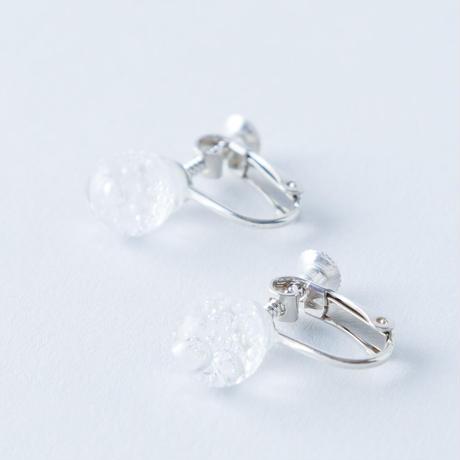 savon mousse earring / 15-p6(e)