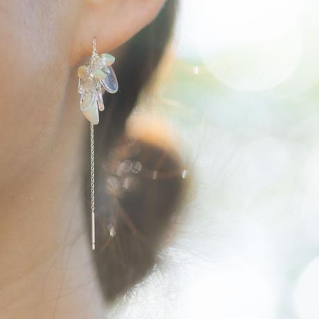 prism stone pierce / 19-p64(ご予約品)