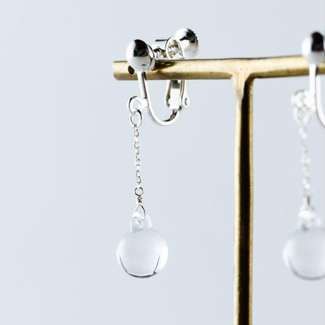 tear earring / 16-p19(e)