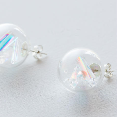 hanabi pierce hologram (両耳) /  20-p69