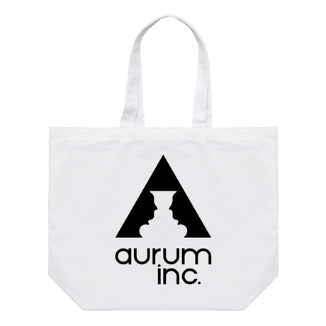 Social Distancing Tote (White)