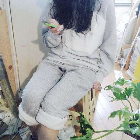 【on champion】OMA overdrawing sweatshirt 75 empty surface|空っぽの表面