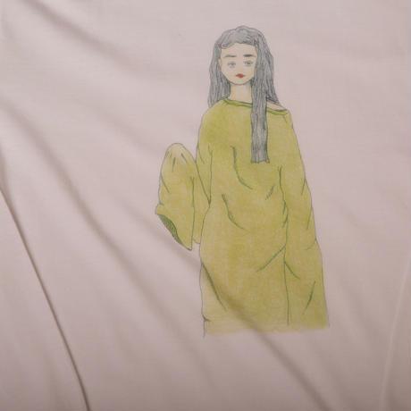 彼服(?)ロングスリーブシャツ