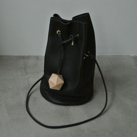Kinchaku+Rock BAG / BL