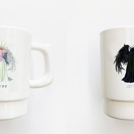 AVI Mug(天使) / VIS Mug(悪魔)