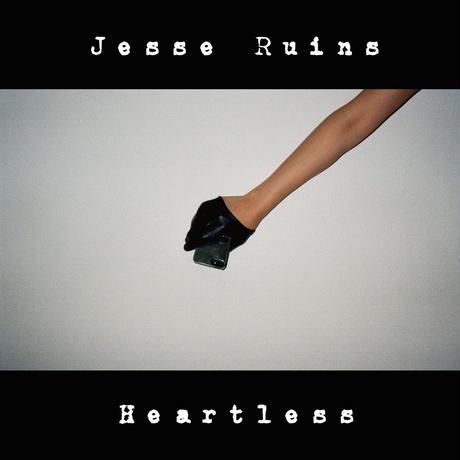 Jesse Ruins『Heartless』CD