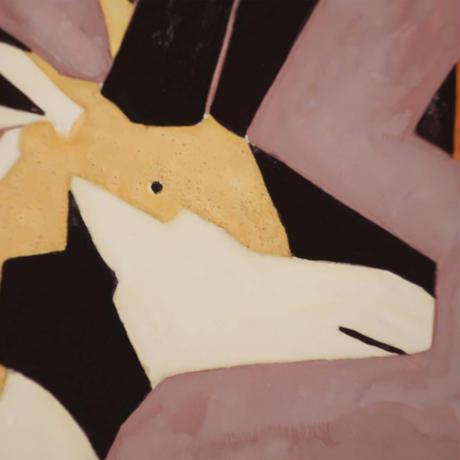 【日本画】5/27 Pronghornプロングホーン『366DAYS』