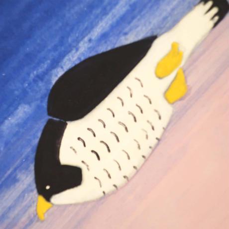 【日本画】6/13 Falconハヤブサ『366DAYS』