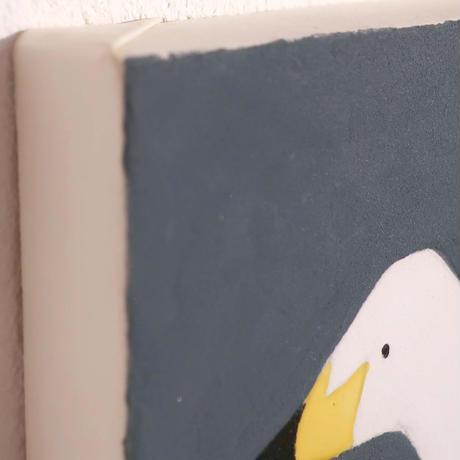 【日本画】6/10 Swanハクチョウ『366DAYS』