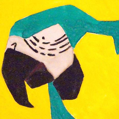 【日本画】6/15 Parrotオウム『366DAYS』