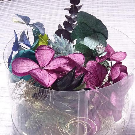 お得です♪【カラーおまかせ】ハーバリウム花材セット