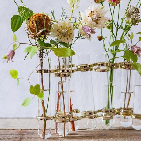 フラワーベース(Grass tube vase)