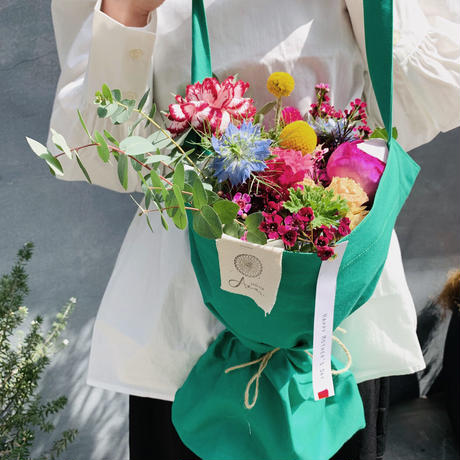 【Mother's Day】FLOWER BAG Bouquet 《M》