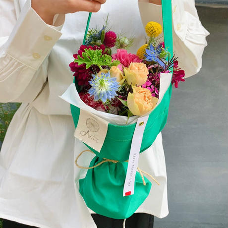 【Mother's Day】FLOWER BAG Bouquet 《S》