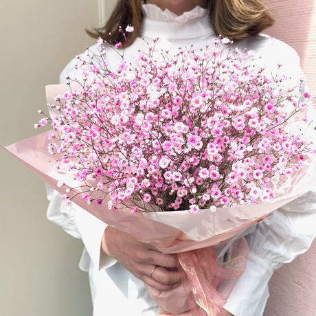 【Mother's Day】かすみ草Bouquet