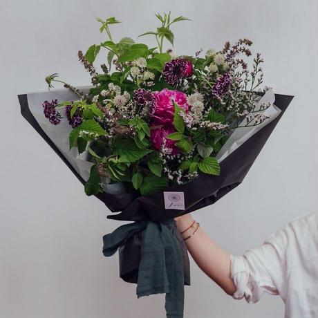 お花の宅急便ブーケ《予約制》