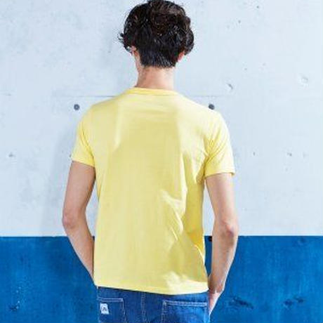 【Lee】PACK POCKET T(Yellow)/パックポケットティーシャツ(イエロー)