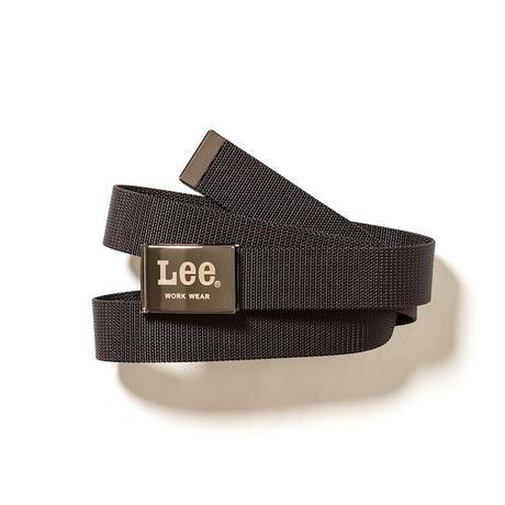【Lee】BELT NYLON(Black)/ベ ルト ナイロン(ブラック)